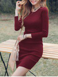 Stretchy Slimming Dress