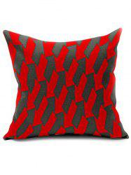 Arrows Pattern Home Decor Throw Pillowcase -
