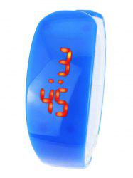Montre-bracelet digitale LED -