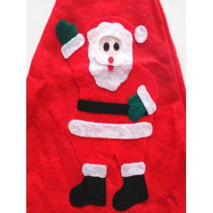 Christmas Party Supplies Non Woven Santa Claus Hat -