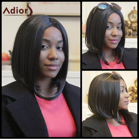 Affordable Adiors Short Straight Middle Parting Bob Synthetic Wig