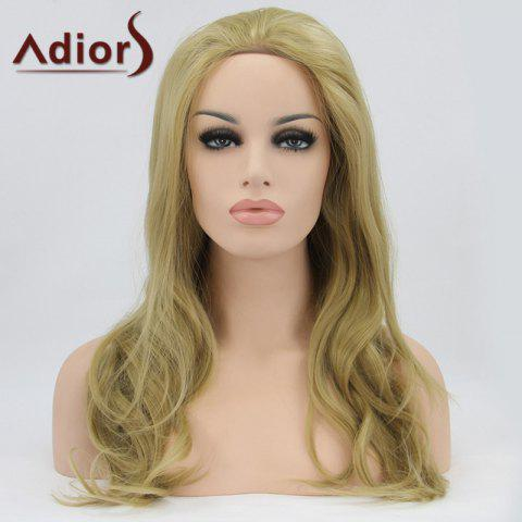 Affordable Adiors Long Wavy Lace Front Synthetic Wig