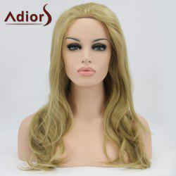 Adiors Long Wavy Lace Front Synthetic Wig