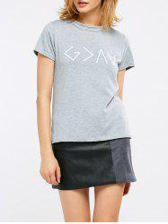 Short Sleeve Graphic T-Shirt -