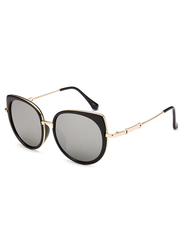 Unique Polarized Cat Eye Mirrored Affordable Sunglasses
