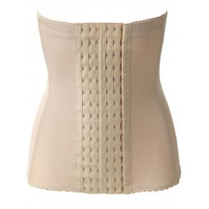 Breathable Hook Waist Trainer - Complexion - S