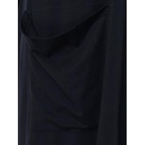 Open Front Plus Size Duster Cardigan -