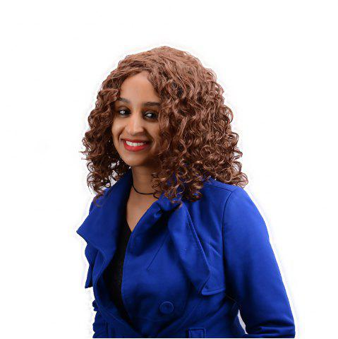 Discount Long Curly Synthetic Wig