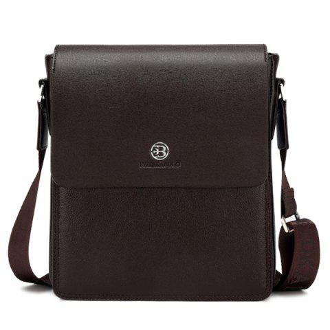 Outfit Covered Closure Dark Colour Crossbody Bag