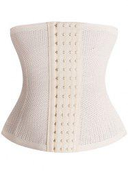 Stretchy Porous Shaperwear Corset