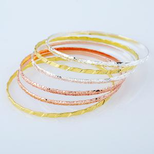 Alloy Bracelet Set -