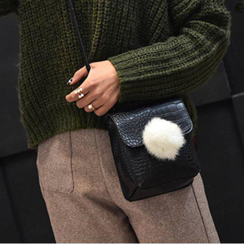 Shop Pom Poms Mini Crossbody Bag