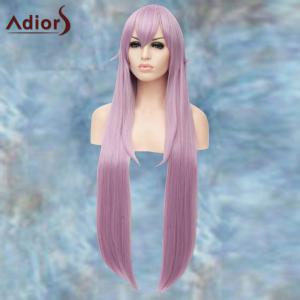 Adiors Gorgeous Long Side Bang Straight Lolita Synthetic Wig -