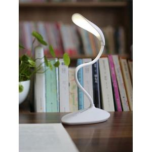 Flexible Folding USB Charging LED Table Lamp Touch Control Dimming -