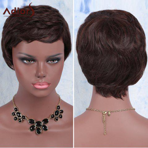 Outfit Adiors Hair Ultrashort Curly Synthetic Wig