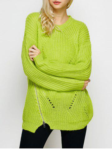 Shops Open Knit Pullover Sweater