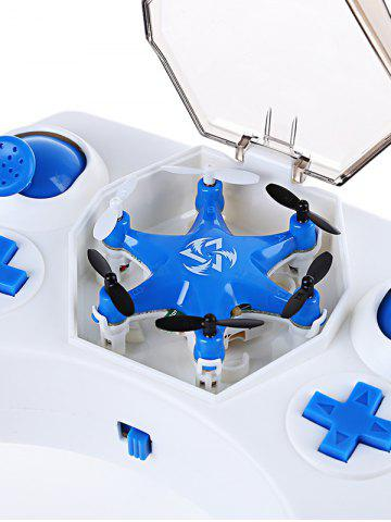 New FY805 2.4GHZ 4 Channel 6 Axis Gyro LED Light Mini Hexacopter -   Mobile