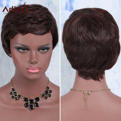 Adiors Hair Ultrashort Curly Synthetic Wig