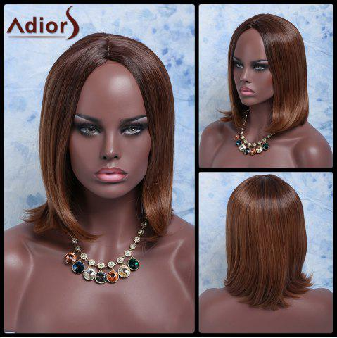 Store Adiors Hair Medium Centre Parting Straight Synthetic Wig