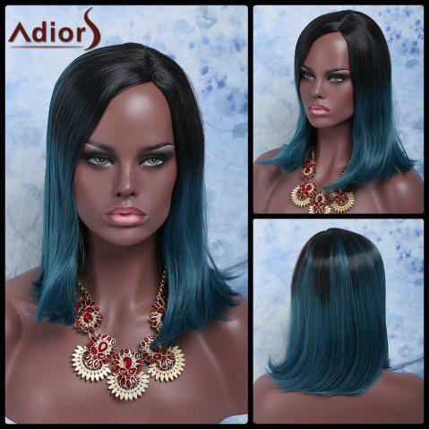 Buy Adiors Hair Medium Side Parting Colormix Straight Synthetic Wig