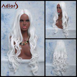 Long Wavy Centre Parting Cosplay Synthetic Wig