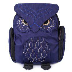 Owl Backpack - DEEP BLUE