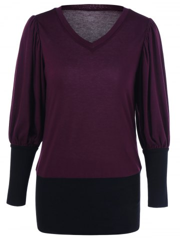 Outfit Lantern Sleeve T-Shirt