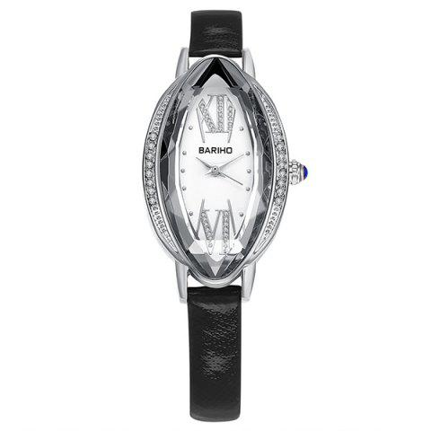 Cheap Vintage Oval Dial Roman Numerals Watch