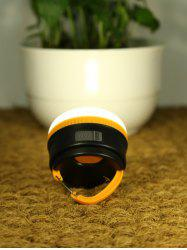 Outdoor LED Light Adjustable USB Charge Hanging Night Lamp -