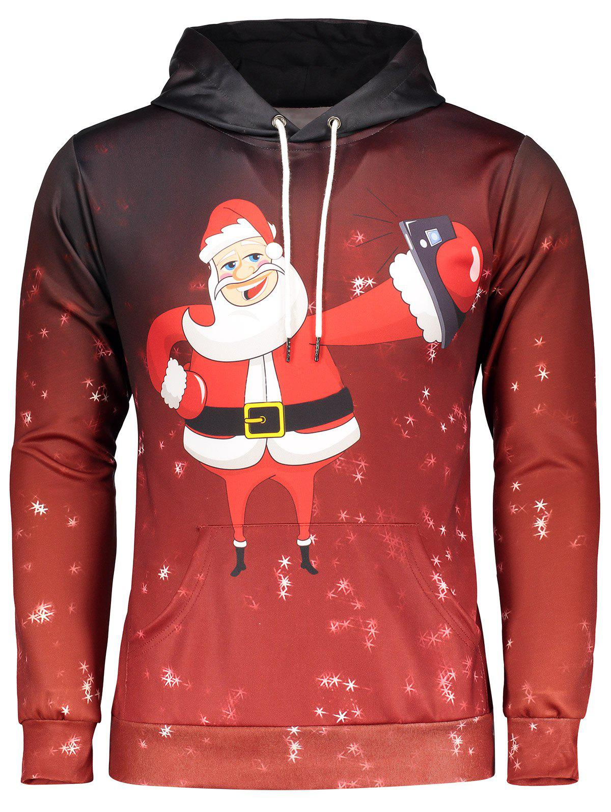 Outfit Snowflake Funny Christmas Hoodie
