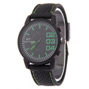 Outdoor Rubber Analog Watch