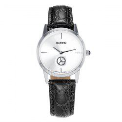 Gear Artificial Leather Vintage Watch