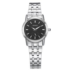 Analog Quartz Stainless Steel Watch