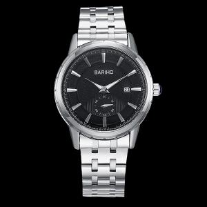 Stainless Steel Analog Watch -