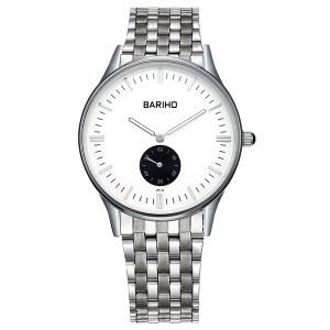 Stainless Steel Band Business Quartz Watch