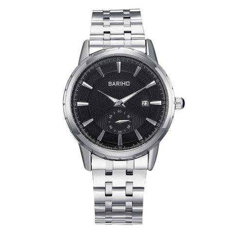 Sale Stainless Steel Analog Watch BLACK
