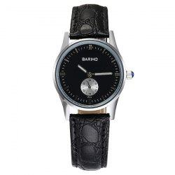 Vintage Quartz Artificial Leather Watch