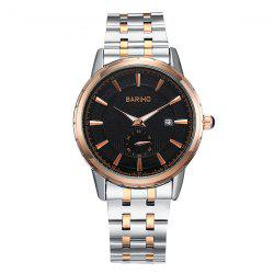 Stainless Steel Analog Business Watch