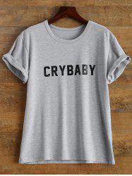 Crybaby Graphic Tee