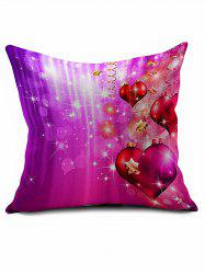 Romantic Heart Valentine's Day Cushion Cover Throw Pillowcase