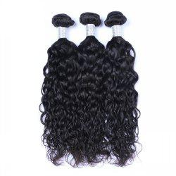 1 Pc Natural Curly 6A Virgin Indian Hair Weave