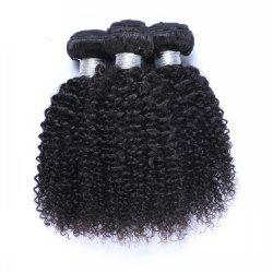 1 Pc Kinky Curly 6A Virgin Indian Hair Weave