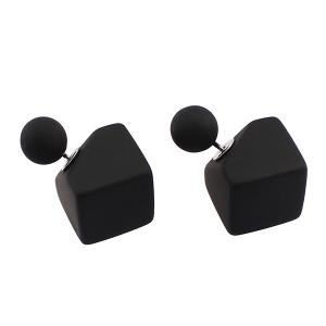 Geometry Shape Stud Earrings