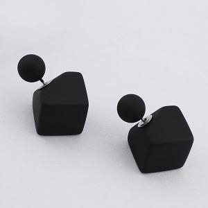Geometry Shape Stud Earrings -