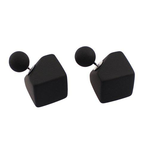 Hot Geometry Shape Stud Earrings