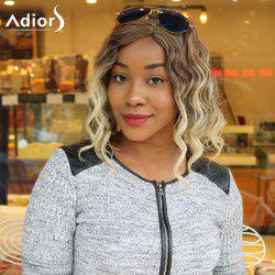 Adiors Short Side Parting Colormix Wavy Synthetic Wig