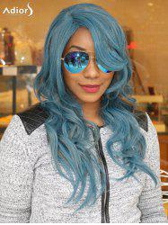 Adiors Long Side Bang Colormix Wavy Synthetic Wig