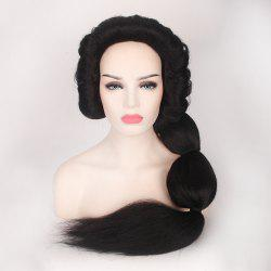 Long Fluffy Straight Synthetic Jasmine Cosplay Anime Wig