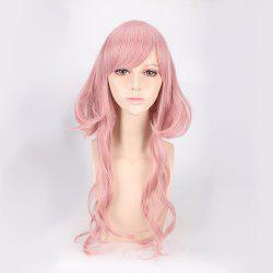 Long Side Bang Wavy Synthetic Cosplay Lolita Wig