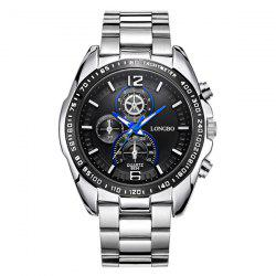 Waterproof Quartz Tachymeter Watch